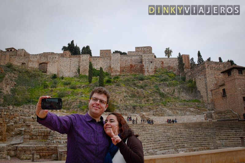 dinky viajeros socios - Andalucia Travel Bloggers